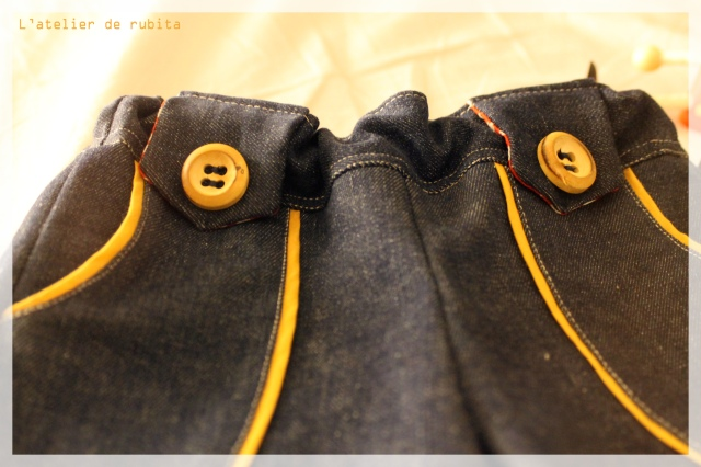 rubita ben & mia pants8