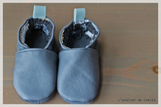 rubita chaussons bleus 2