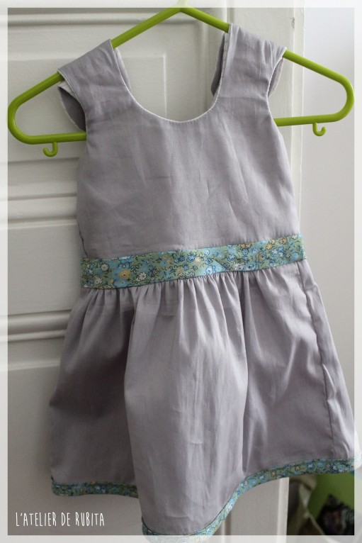 L'atelier de rubita // Itty bitty dress