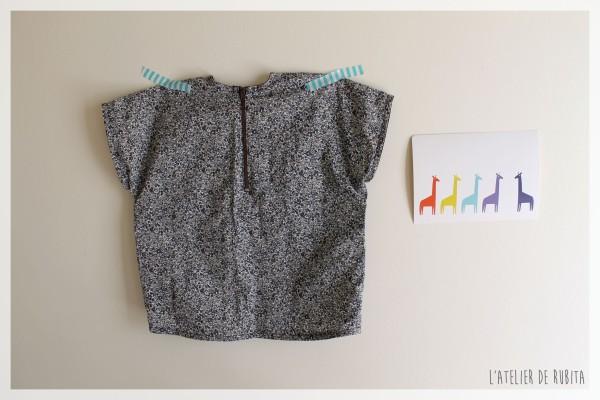 L'atelier de rubita // ensemble japonais - esprit kimono pour les petits