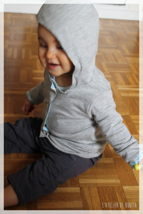 L'atelier de rubita // Urban hoodie