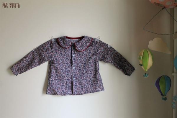Par Rubita // Little star shirt de Puperita