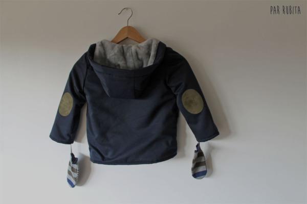 Par rubita // Duffle coat / Peek a boo