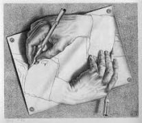 Drawing hands (1955)