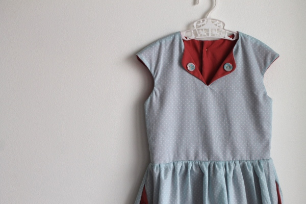 Par Rubita //  Lotta dress de Compagnie M