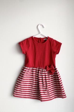 Par Rubita // Défi copie robe en jersey