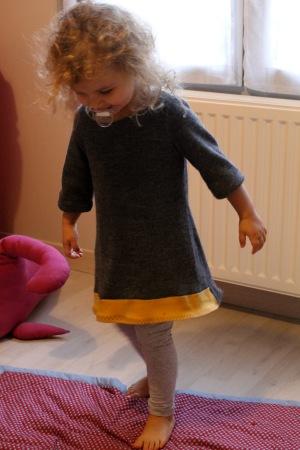 Par rubita // La robe bien au chaud