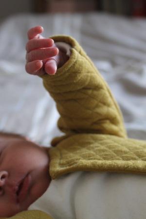 Par rubita // Tenue de naissance