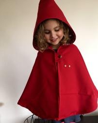 Par rubita - déguisement chaperon rouge